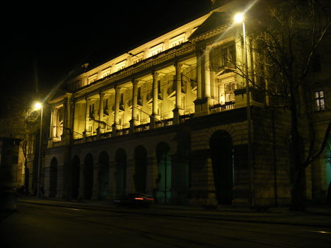 Vidékfejlesztési Minisztérium -Kossuth Lajos tér