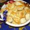 Tejfölös-sajtos pogácsa