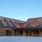 Halászi, az új egészségház, 2012. január 15.-én
