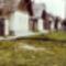 Rábapordány XIX században épült házak 1970-es évek közepén