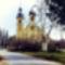 Rábapordányi  templom a 70-es évek közepén