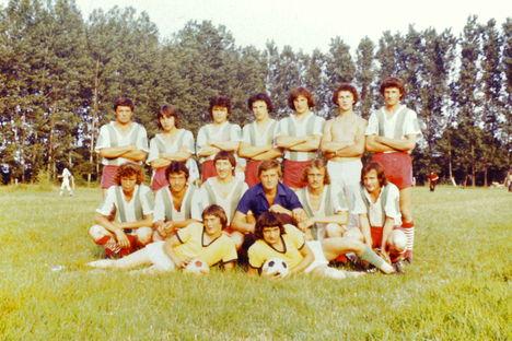 Rábapordányi SE 1976