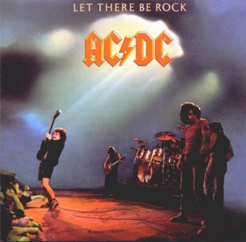 AC-DC - Let There Be Rock - Front