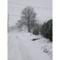 az utcánk télen