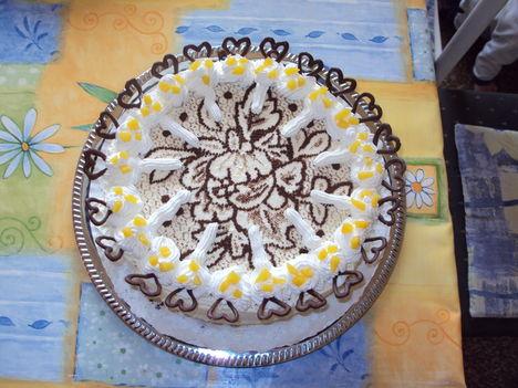 Barackos joghurt torta 1
