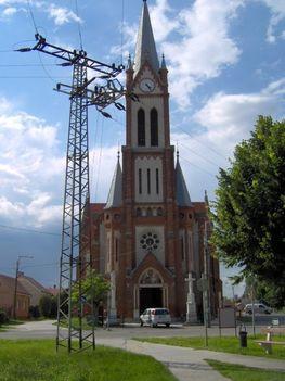 Kapuvár_Garta_Szent Sebestyén katolikus templom