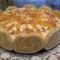 Mascarponés - őszibarackos torta