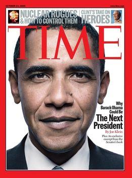 obama a time magazin címlapján