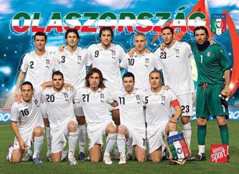 Olasz csapat