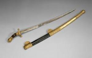 Atilla királyunk kardja
