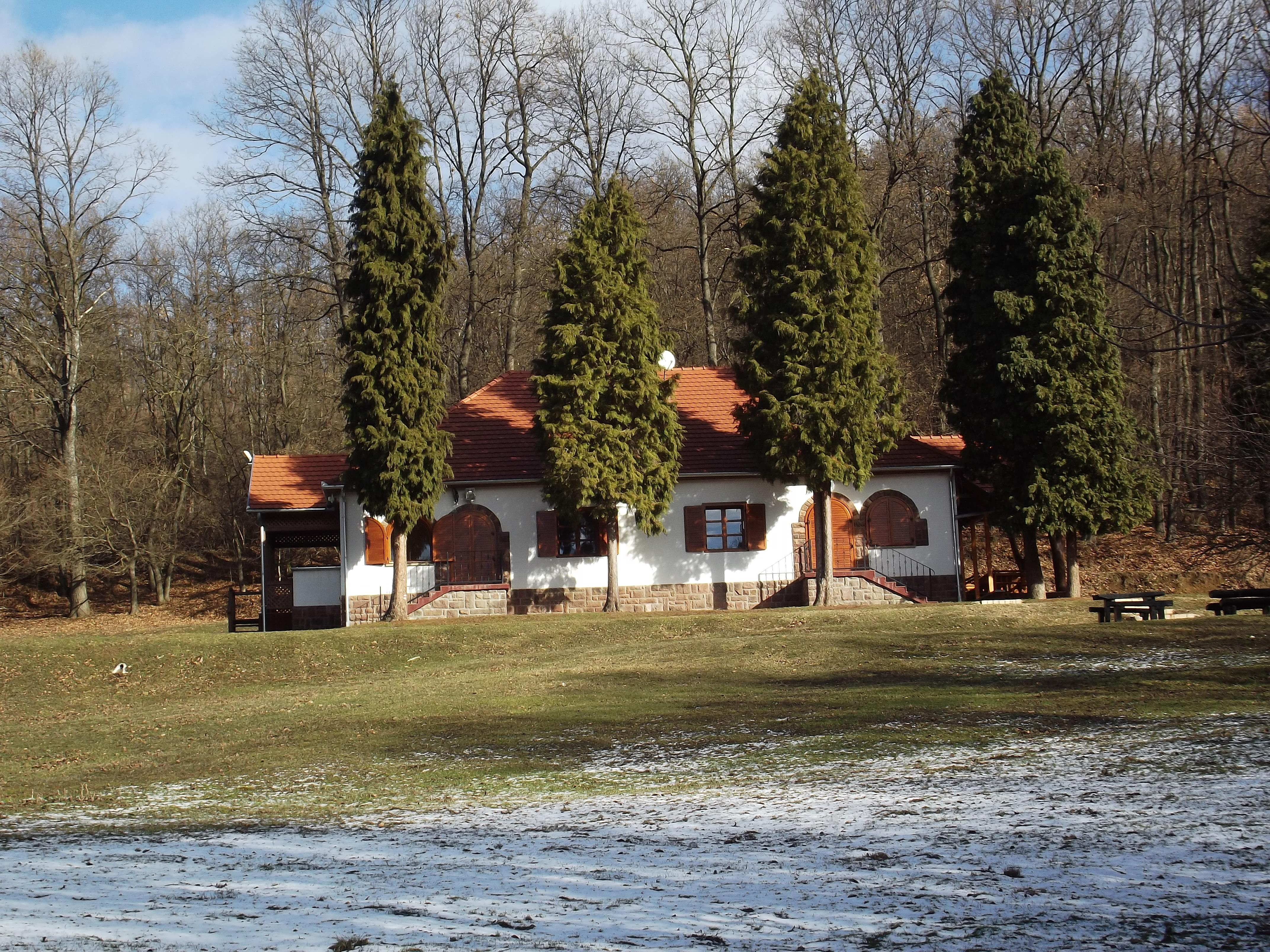 Büdöskúti vadászház