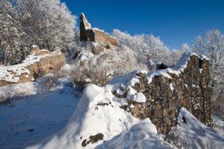 Erdely - Balvanyosvar telen