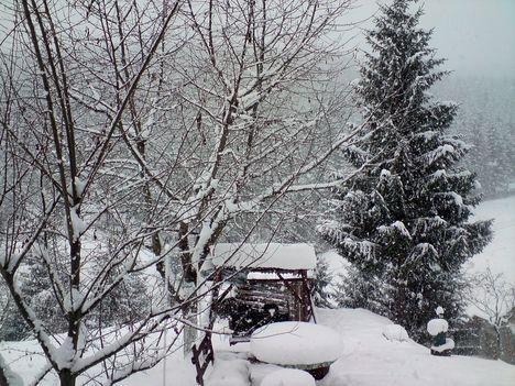 Húll a hó Délen