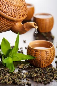 zöld tea