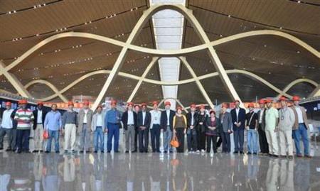 Az épülő Kunming Changshui International Airport 19