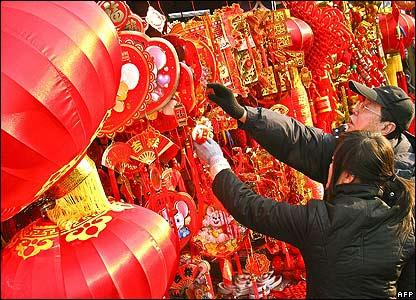 Holdújév Kínában 2012 3