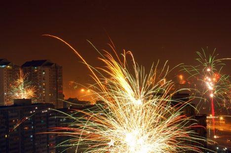 Holdújév Kinában 2012 4