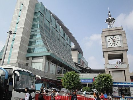 Kunming vasútállomás
