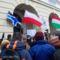 Pikieta za Węgrami Tüntetés a magyarokért