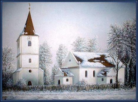 Tiszaroff templom