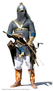 Hun-Magyar harcos