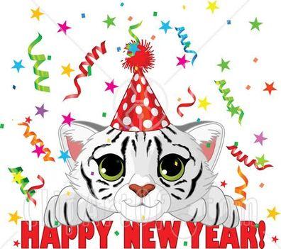 TIGGA cute-new-year-cat