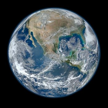 64 megapixeles kép a földről