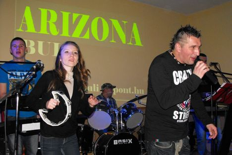 Arizona zenekar 1