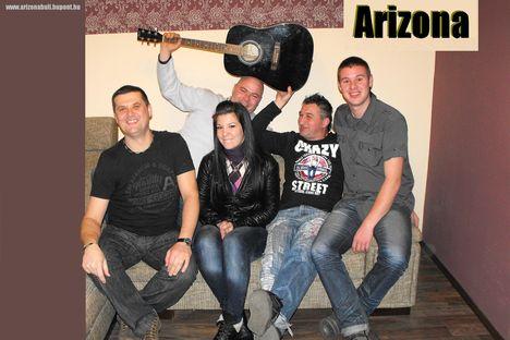 Arizona zenekar 2