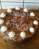 Kakaos torta