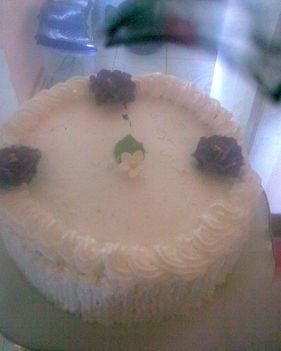 Tejszines torta