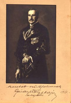 Gévay Wolff Lajos alispán