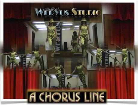 Színpadi tánc, Musical színész, Énekes képzés - Weryus Musical Studio 1