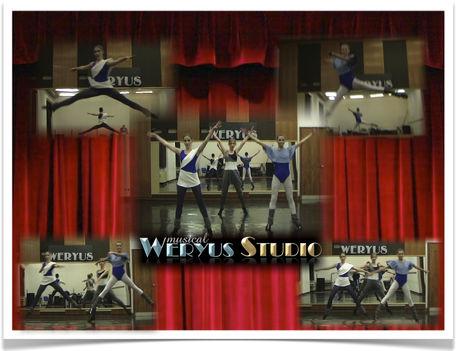 Színpadi tánc, Musical színész, Énekes képzés - Weryus Musical Studio 2