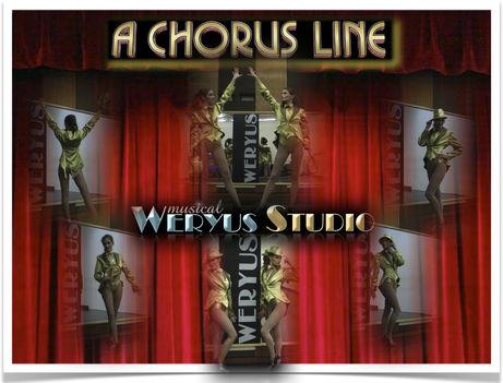 Színpadi tánc, Musical színész, Énekes képzés - Weryus Musical Studio 3