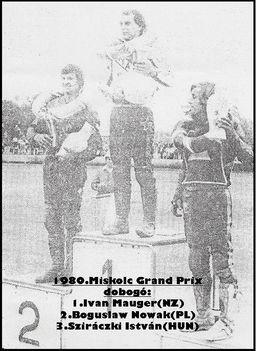 1980.Salakmotor Miskolc Grand Prix dobogó