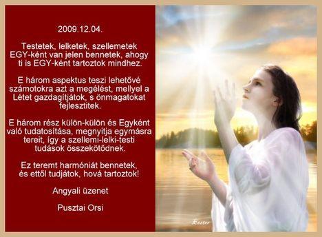 Angyali üzenetek 3
