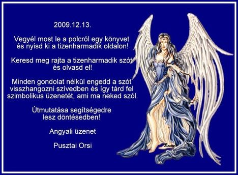 Angyali üzenetek 5