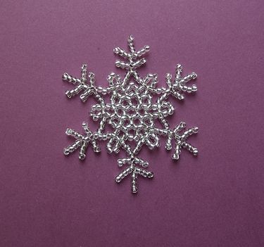 Kristály hópehely