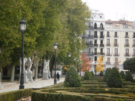 Madridi ősz