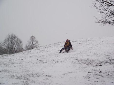 téli Robinzon domb