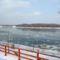 tél, Duna, 2012. február, jég 8