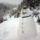 Both Mária képei - Hóember épitő kaláka Bányapatakán