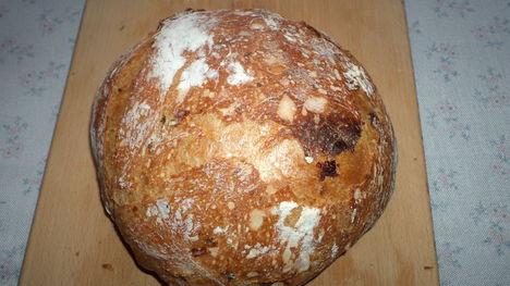 dagasztás nélküli kenyerem