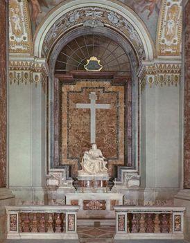 Pieta-chapel