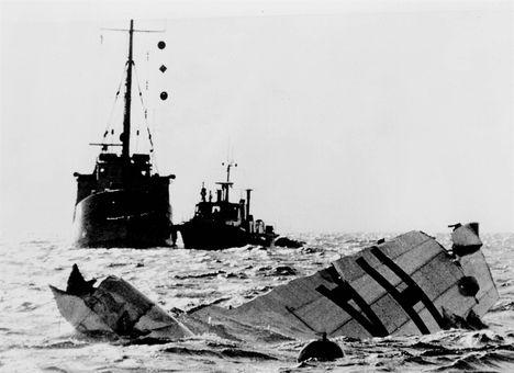 1971 Malév IL-18-as HA-MOL jelű utasszállító gép tengerbe zuhant a Koppenhága közelében