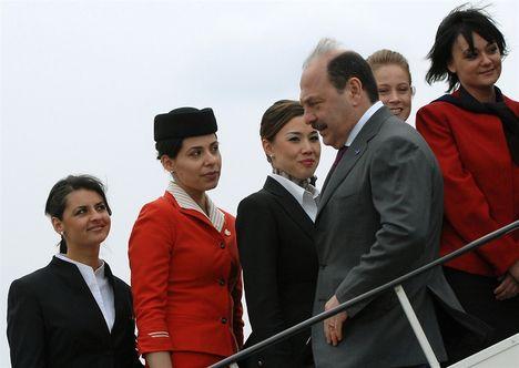 2007. márciusi érkezés Borisz Abramovics, a Malév új tulajdonosa - ő pecsételte meg a Malév sorsát!