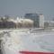 A befagyott Tisza -Novotel Hotel