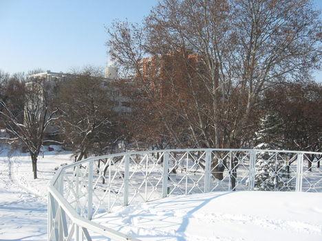 Roosevelt tér a hídról