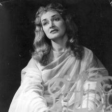 Marsay Magda 1961 Margit-Gounod - Faust